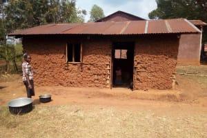 The Water Project: Mukhweya Primary School -  School Kitchen