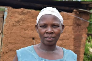 The Water Project: Mwau Community -  Anastacia Wambua