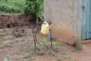The Water Project: Mwau Community -  Tippy Tap