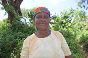 The Water Project: Kathuli Community -  Mary Mwania