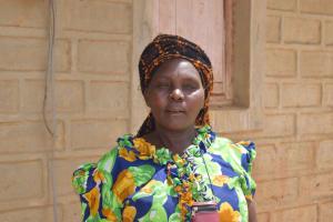 The Water Project: Tulimani Community A -  Agnes Mwanziu Mbusya
