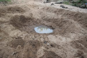 The Water Project:  Scoop Hole