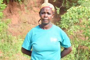 The Water Project: Utuneni Community B -  Esther Muindi