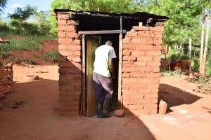 The Water Project: Utuneni Community B -  Kitchen
