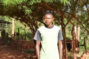 The Water Project: Utuneni Community B -  Patrick Mutuku