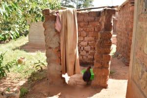 The Water Project: Kala Community B -  Bathroom