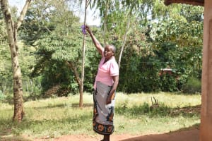 The Water Project: Kala Community B -  Clothesline