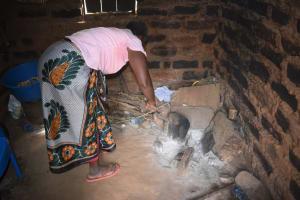 The Water Project: Kala Community B -  Kitchen