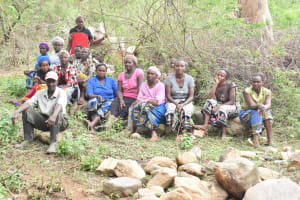 The Water Project: Mbiuni Community -  Community Meeting