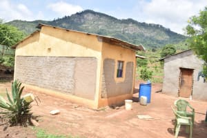 The Water Project: Mbiuni Community -  Compound