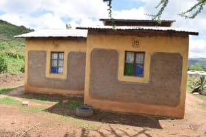 The Water Project: Mbiuni Community -  House