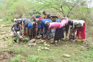 The Water Project: Mbiuni Community -  Self Help Group Members