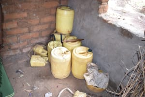 The Water Project: Mbiuni Community -  Water Storage Containers