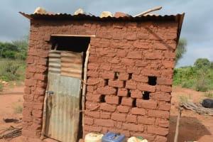 The Water Project: Katovya Community -  Kitchen