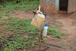 The Water Project: Mwau Community A -  Tippy Tap