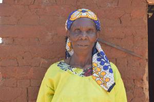 The Water Project: Kathuli Community A -  Litia Paul Mwanzia