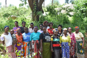 The Water Project: Kathuli Community A -  Self Help Group Members