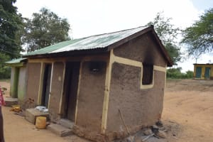 The Water Project: Tulimani Community A -  Kitchen