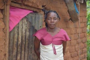 The Water Project: Kathungutu Community A -  Maryanne Mwende