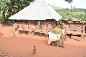 The Water Project: Utuneni Community C -  Chicken Coops