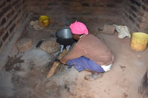 The Water Project: Utuneni Community C -  Cooking Area