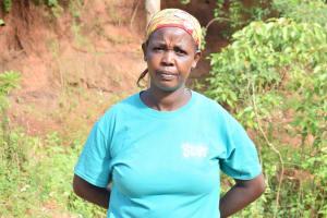 The Water Project: Utuneni Community C -  Esther Muindi