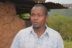 The Water Project: Katovya Community A -  Bernard Musee Mwangangi