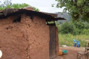 The Water Project: Katovya Community A -  Kitchen