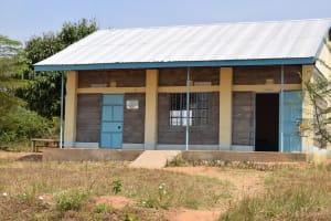 The Water Project: Kyamatula Secondary School -  Classroom