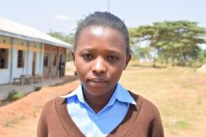 The Water Project: Kyamatula Secondary School -  Judith Syombua
