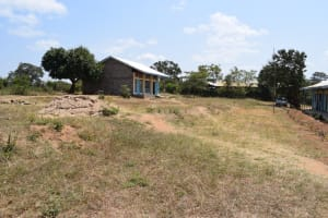 The Water Project: Kyamatula Secondary School -  School Grounds