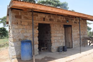 The Water Project: Kyamatula Secondary School -  School Kitchen
