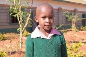 The Water Project: Kituluni Primary School -  Mueni Muasya