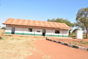 The Water Project: Kituluni Primary School -  School Building