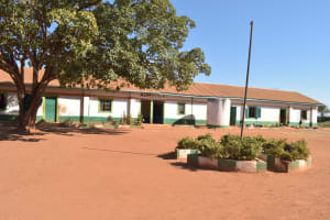 The Water Project: Kituluni Primary School -  School Compound