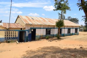 The Water Project: AIC Kyome Girls' Secondary School -  Dining Building