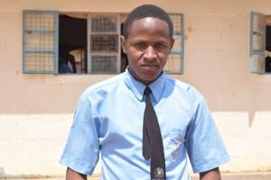 The Water Project: Kalulini Boys' Secondary School -  Alex John