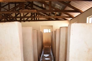 The Water Project: Kalulini Boys' Secondary School -  Bathrooms