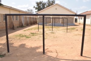 The Water Project: Kalulini Boys' Secondary School -  Clotheslines