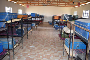 The Water Project: Kalulini Boys' Secondary School -  Dorm Room