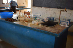 The Water Project: Kalulini Boys' Secondary School -  Lab Materials