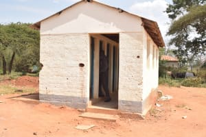 The Water Project: Kalulini Boys' Secondary School -  Student Latrines