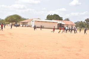 The Water Project: Kalulini Boys' Secondary School -  Students Playing