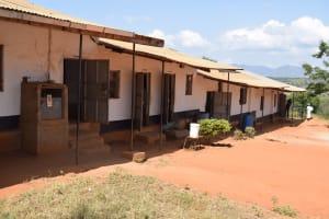 The Water Project: Kikuswi Secondary School -  Classrooms