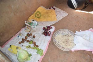 The Water Project: Kikuswi Secondary School -  Food To Be Cooked For Lunch
