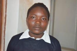 The Water Project: Kikuswi Secondary School -  Jackline Nzioki