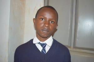 The Water Project: Kikuswi Secondary School -  Noel Kikuvi