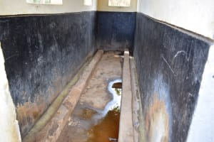 The Water Project: AIC Kyome Boys' Secondary School -  Boys Urinals