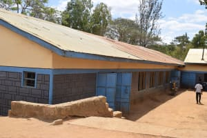 The Water Project: AIC Kyome Boys' Secondary School -  Classroom Block