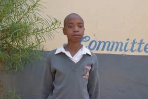The Water Project: AIC Kyome Boys' Secondary School -  Sam Kiala